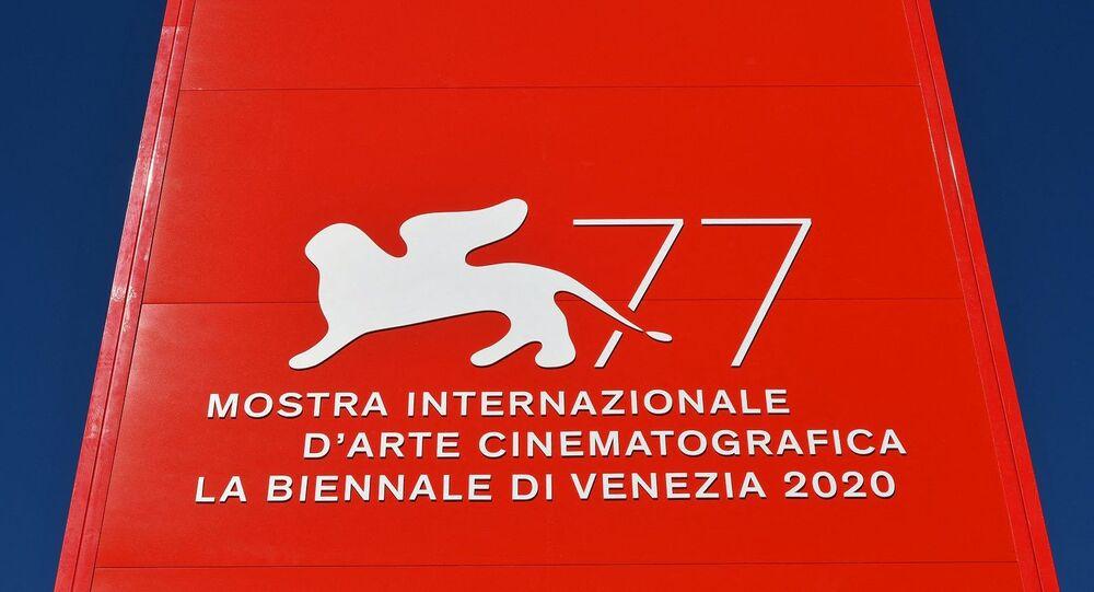 شعار مهرجان فينيسيا السينمائي