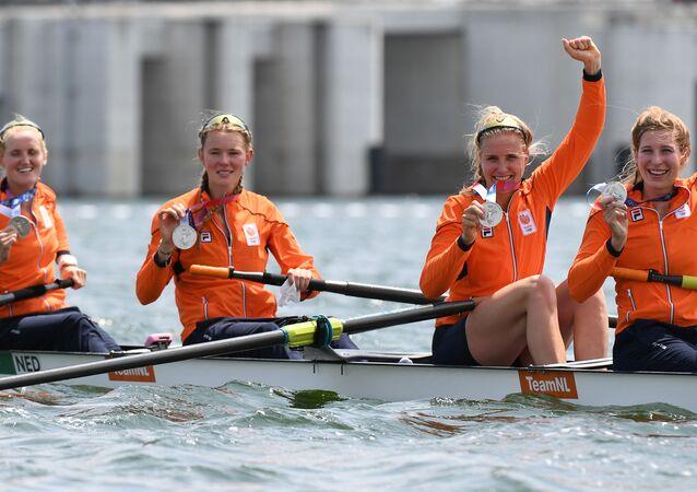 منافسات التجديف أولمبياد طوكيو 2020