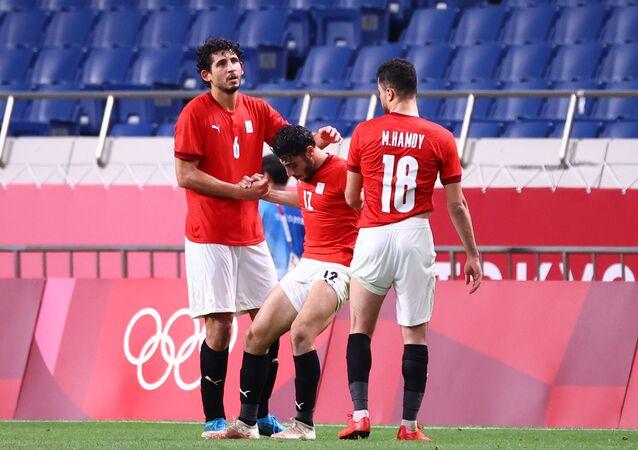 منتخب مصر لكرة القدم في أولمبياد طوكيو 2020