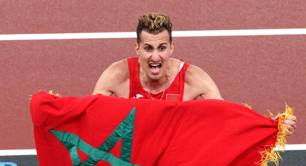 المغربي سفيان البقالي