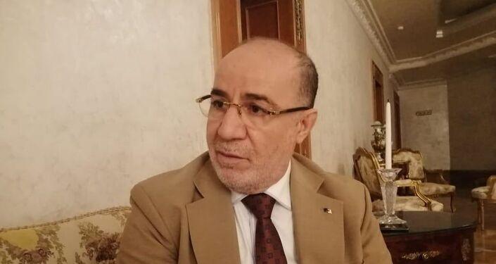 يوسف بلمهدي وزير الشئون الدينية والأوقاف بالجزائر