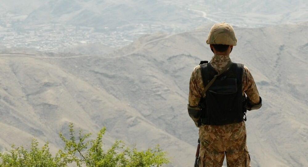 حدود التيه - بين باكستان وأفغانستان