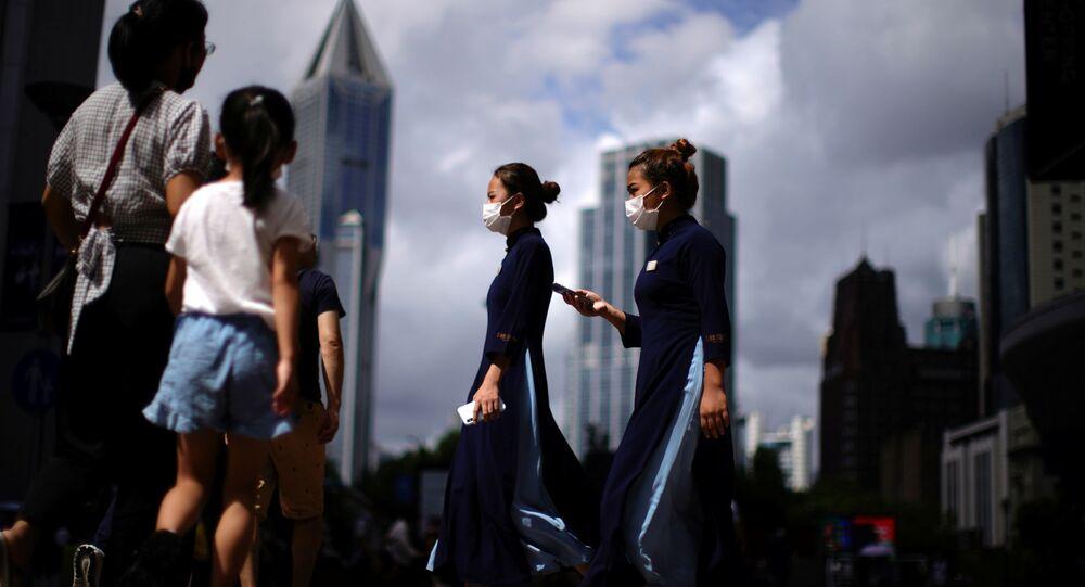 ظهور حالات الإصابة بـ كوفيد-19 في الصين، وفرض ارتداء الكمامات واختبارات كورونا على المواطنين من جديد، 5 أغسطس 2021