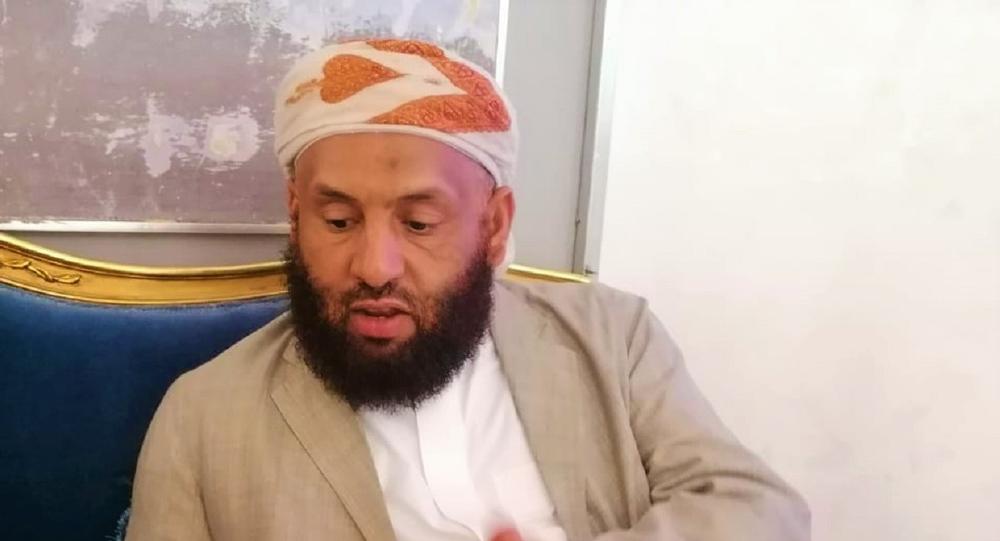 وزير الأوقاف والإرشاد اليمني محمد عيضة