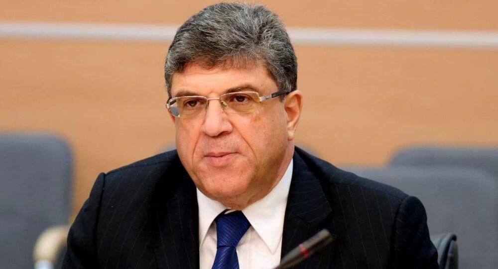 السفير التونسي لدى روسيا، طارق بن سالم