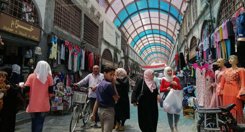 أسواق حمص الأثرية