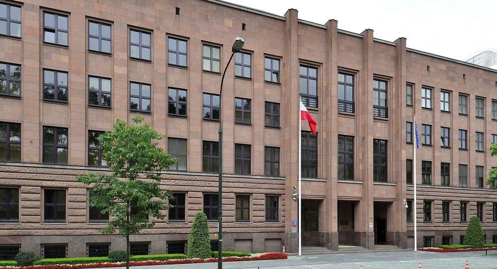 وزارة خارجية بولندا