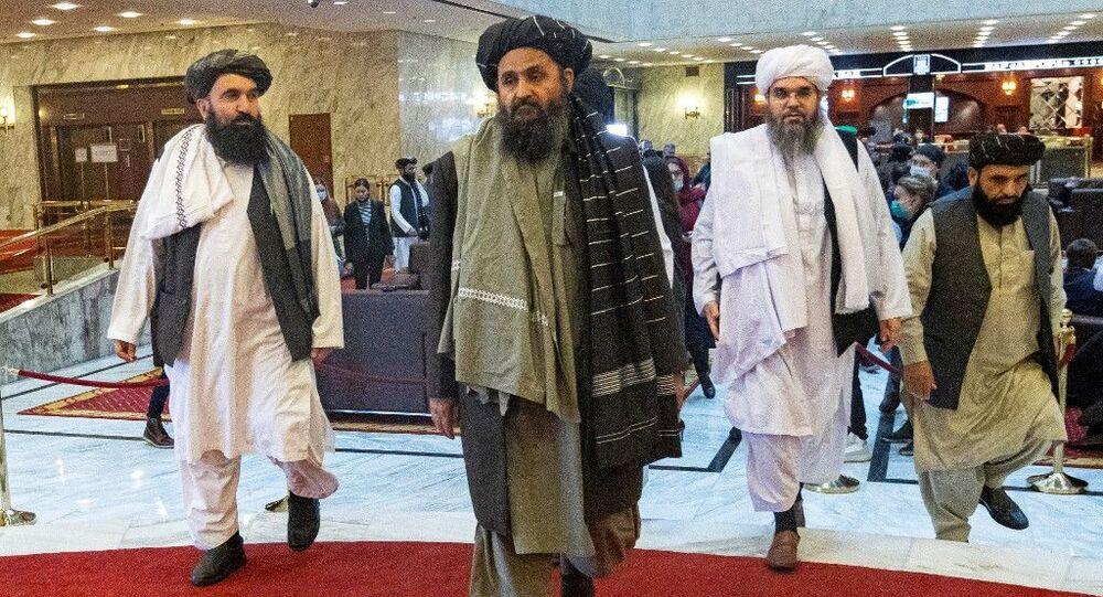 طالبان في موسكو