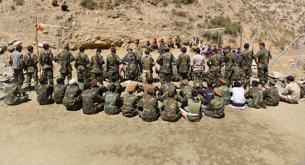 مقاومة بنجشير، أفغانستان 24 أغسطس 2021