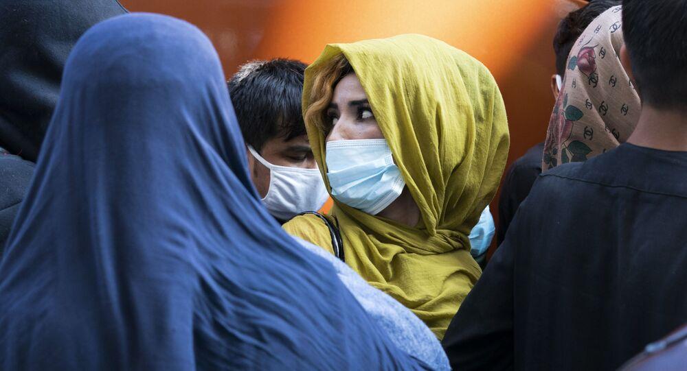 نساء أفغانيات، أفغانستان 25 أغسطس 2021