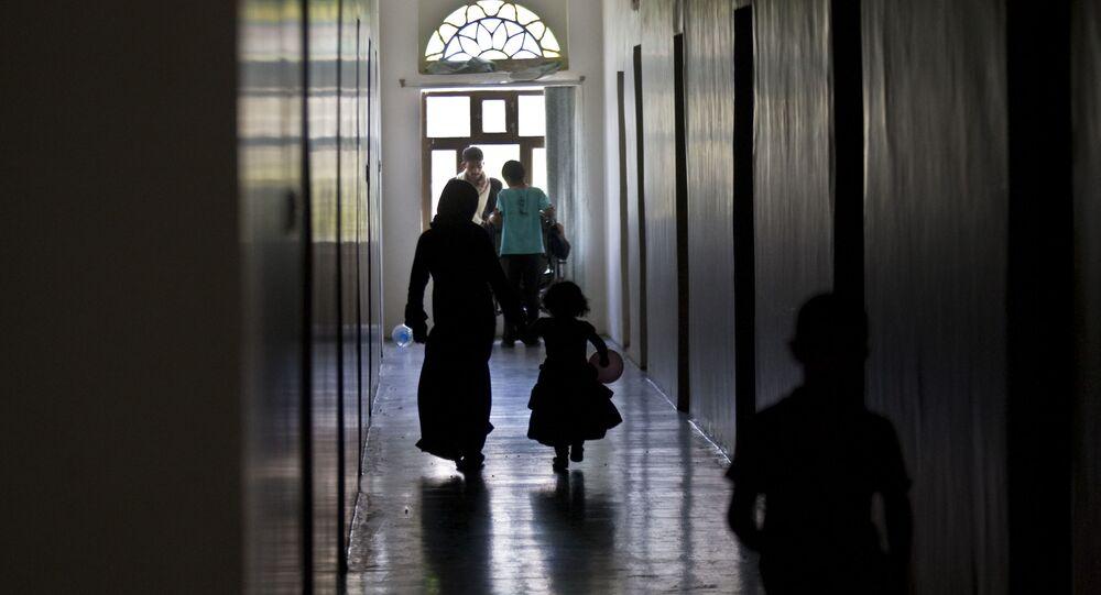مدرسة في صنعاء، اليمن