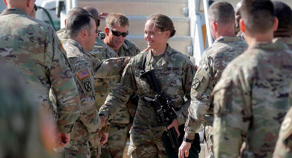 عودة قوات الجيش الأمريكي من أفغانستان إلى الولايات المتحدة الأمريكية، 6 سبتمبر 2021