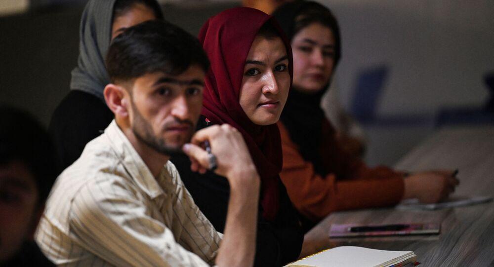 التعليم الأفغاني بعد سيطرة حركة طالبان على الحكم في كابول، أفغانستان 6 سبمتبر 2021