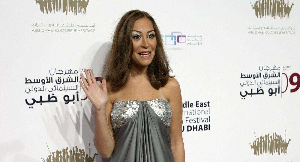 الفنانة المصرية، منة شلبي
