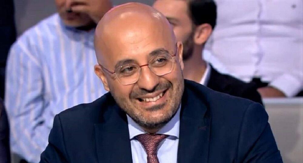 ناصر ياسين وزير البيئة في الحكومة اللبنانية