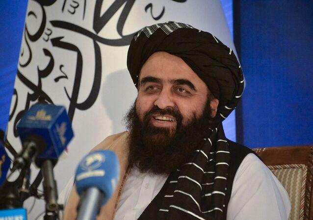 وزير خارجية إمارة أفغانستان، أمير خان متقي