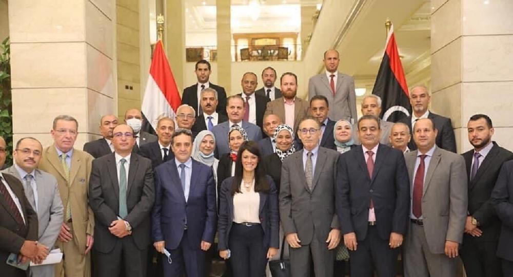 العلاقات المصرية الليبية