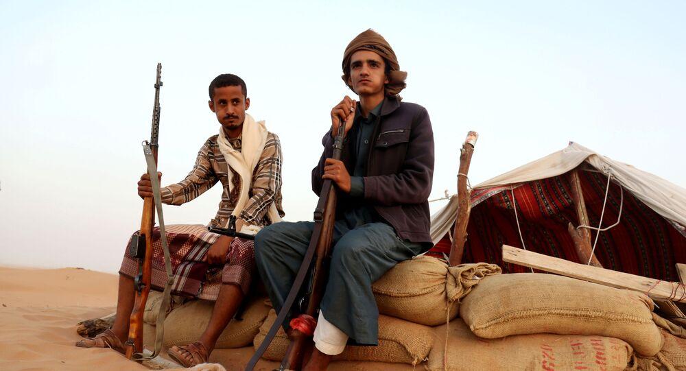 قوات الحكومة اليمنية، قوات هادي، مأرب، اليمن 12 سبتمبر 2021