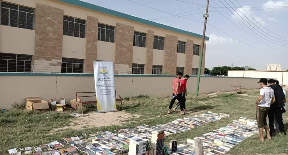 أول شريان ثقافي ينعش عودة الايزيدية من الإبادة في شمالي العراق