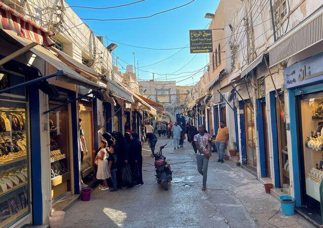 مدينة طرابلس، ليبيا، 8 سبتمبر 2021