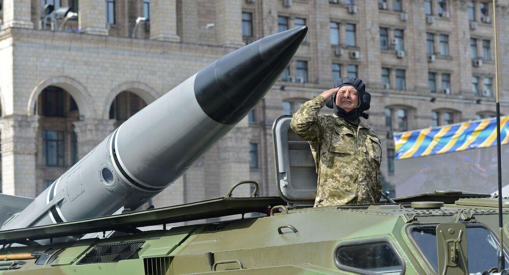 مجمع صواريخ 9К79 توشكا