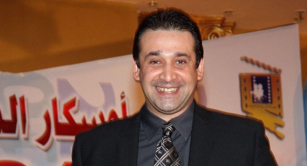 الفنان المصري، كريم عبد العزيز