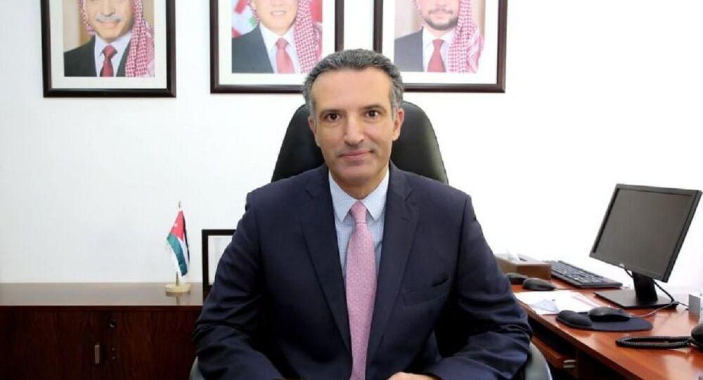وزير السياحة والآثار الأردني نايف حميدي الفايز