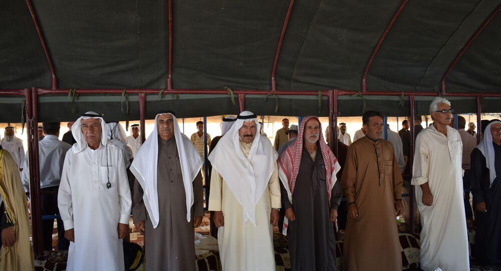 القبائل العربية شرقي سوريا