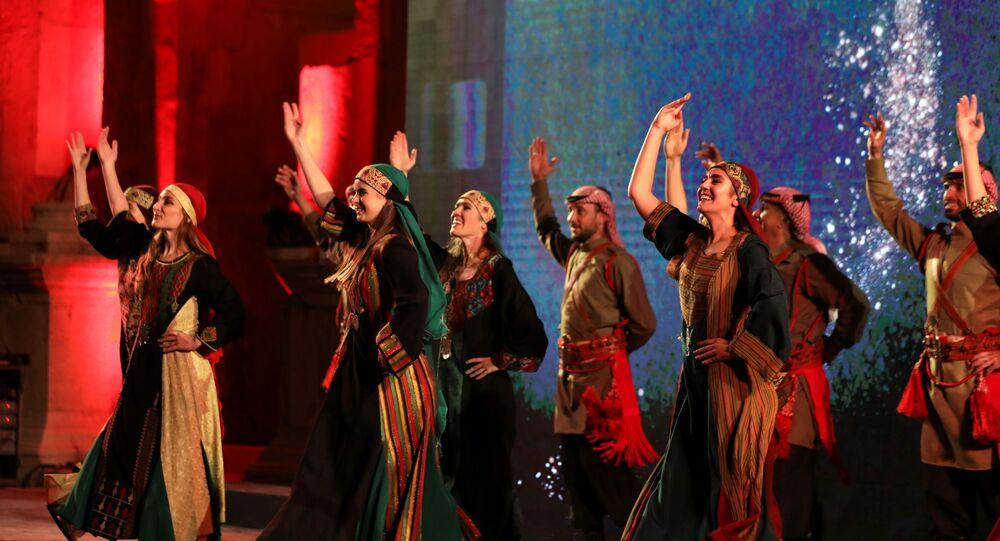 مهرجان جرش، الأردن، 22 سبتمبر 2021