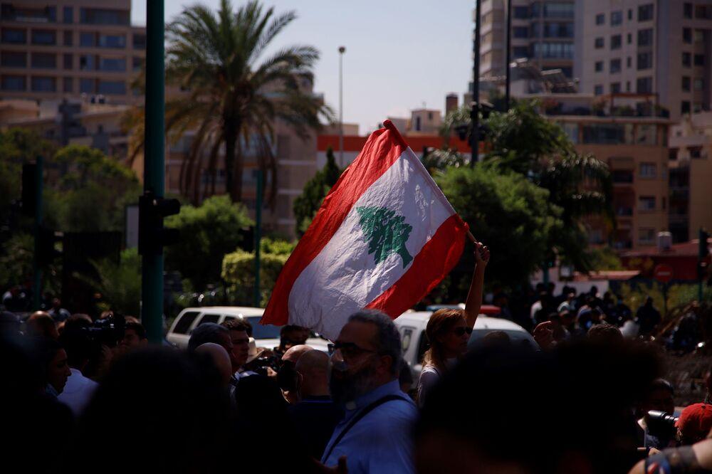 الشارع اللبناني بين الثقة واللا ثقة بحكومة ميقاتي، لبنان 23 سبتمبر 2021