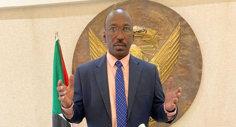 أحمد تقد، القيادي بالجبهة الثورية وقوى الحرية والتغيير في السودان
