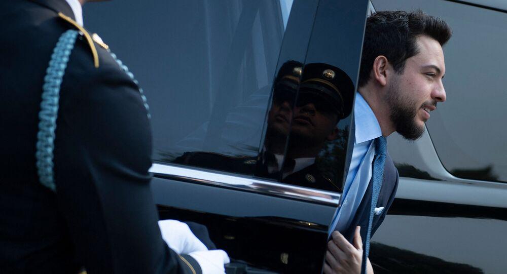 ولي عهد الأردن، الأمير الحسين بن عبد الله الثاني