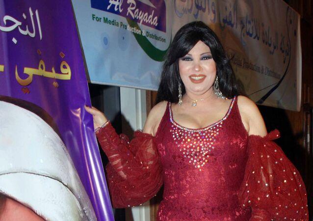 الفنانة المصرية، فيفي عبده