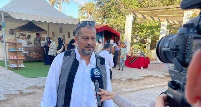المعرض الأول للقهوة في ليبيا