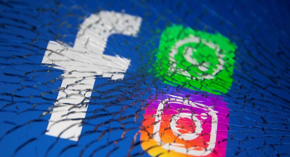 انقطاع خدمات منصات فيسبوك إنستغرام وواتساب
