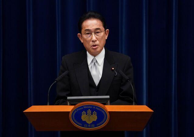 رئيس الوزراء الياباني الجديد فوميو كيشيدا