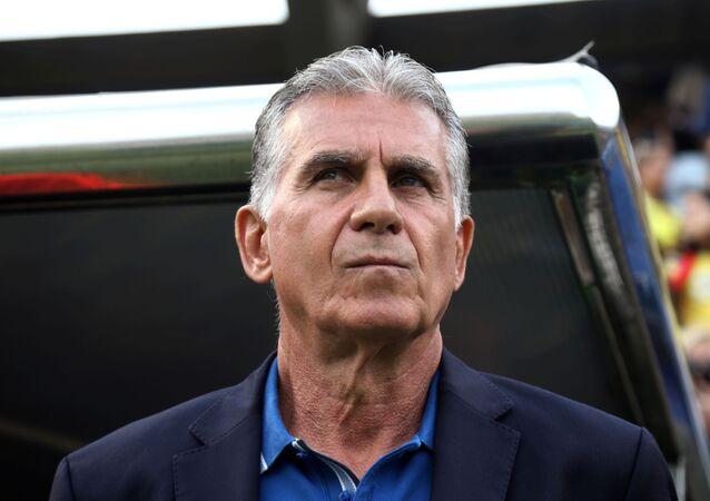 مدرب المنتخب المصري لكرة القدم، كارلوس كيروش