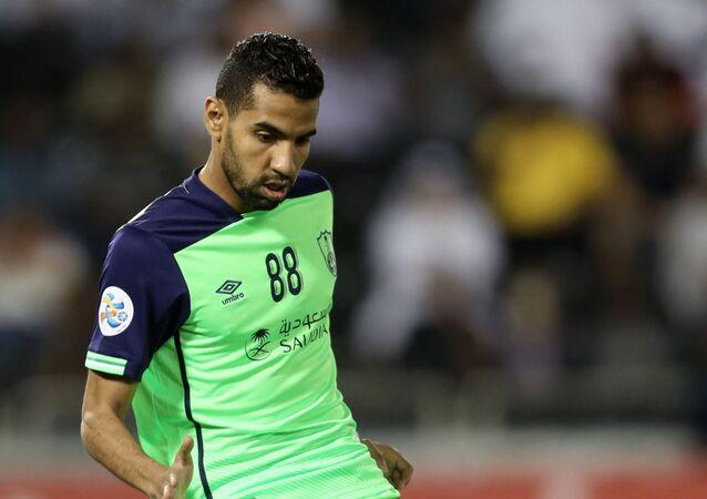 مؤمن زكريا لاعب الأهلي المصري السابق