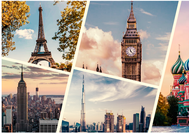 أفضل مدن العالم في عام 2021