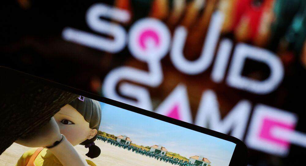 المسلسل الكوري الجنوبي لعبة الحبار على شبكة نتفليكس للأفلام، 30 سبتمبر 2021