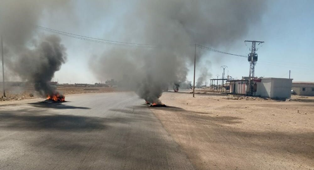 قتيلان في تصدي القبائل العربية لمحاولة (مسلحي أمريكا) سرقة محطة كهرباء شرقي سوريا