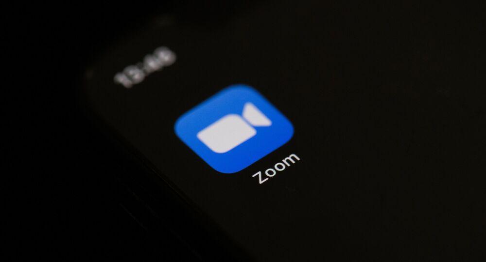 تطبيق اجتماعات الفيديو زووم