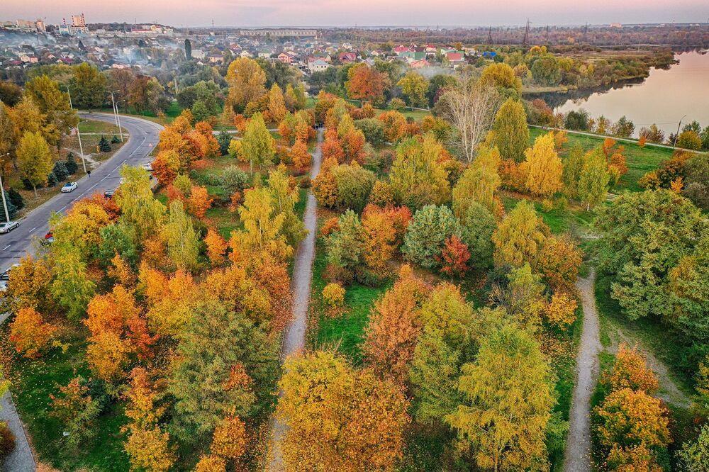 الخريف في بيلاروسيا