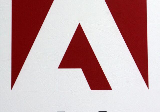 شعار شركة أدوبي الأمريكية