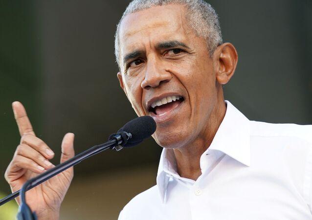أوباما في فرجينيا