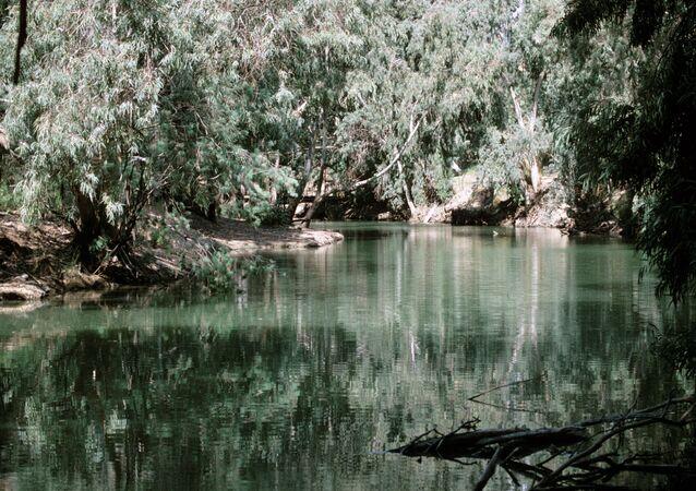 نهر الأردن