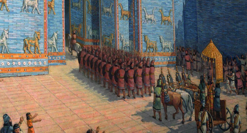 بابل القديمة