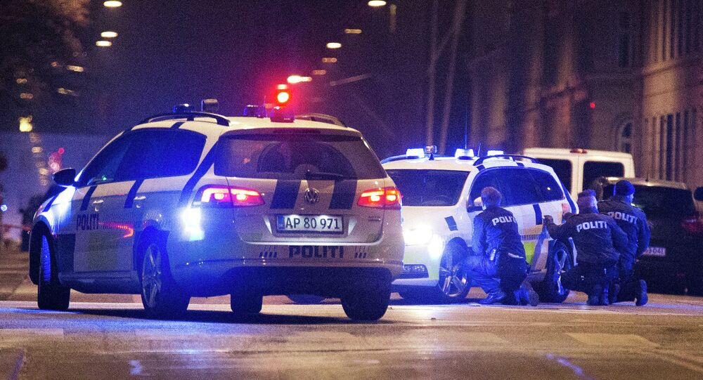 الشرطة الدانماركية