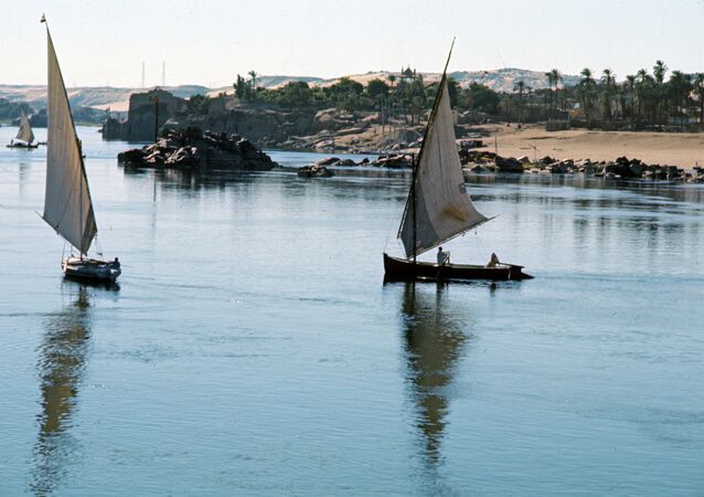 النيل في أسوان