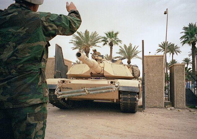 دبابة أمريكية